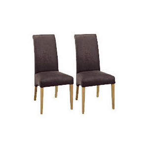 Photo of Florence Pair Of Chairs, Oak & Antiqued Furniture