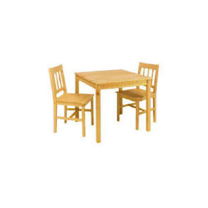 Photo of Pair Of Pine Chairs Furniture