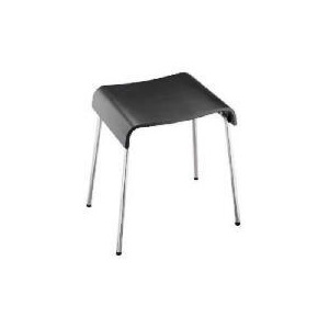 Photo of Bistro Stool, Black Furniture