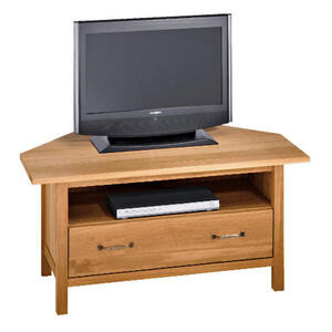 Photo of Hamilton Corner Cabinet Oak TV Stands and Mount