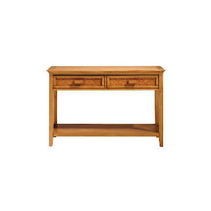 Photo of Belize 2 Drawer Console Table, Antique Finish Furniture