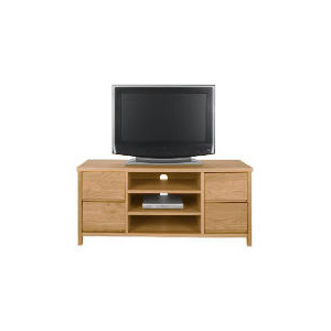 Photo of Monzora 4 Drawer TV Unit, Oak Effect TV Stands and Mount