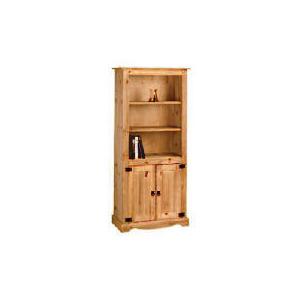 Photo of Honduras 2 Door Bookcase, Pine Furniture