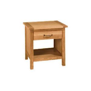 Photo of Hamilton Side Table, Oak Furniture