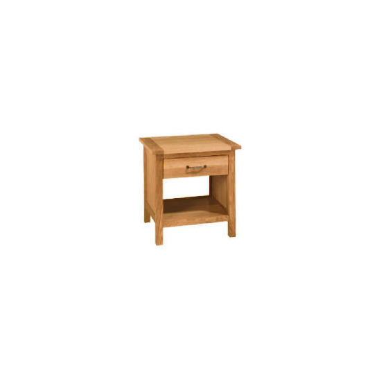Hamilton Side Table, Oak
