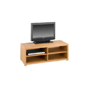 Photo of Munich 4 Shelf Unit Oak TV Stands and Mount