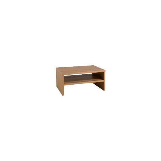Carena Oak Effect Low Table