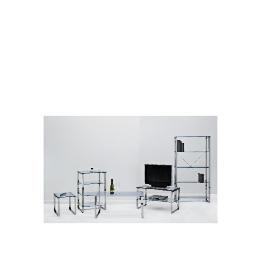 Monzini Metal & Glass 4 shelf Hi-Fi Unit Reviews