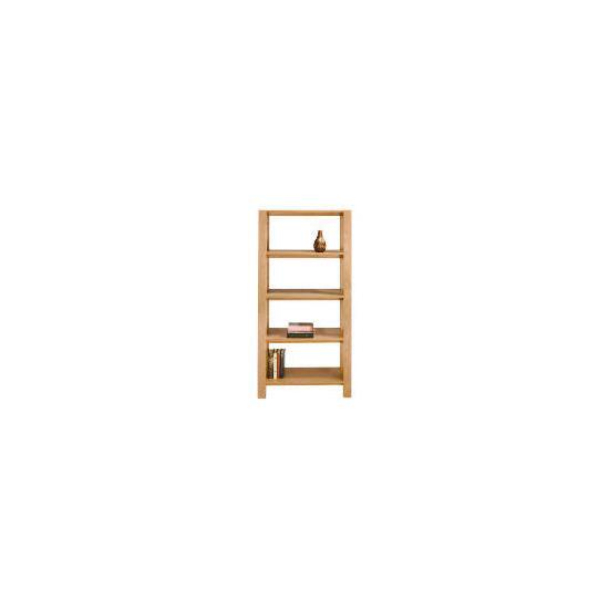 Tribeca 4 shelf Storage, Oak Effect