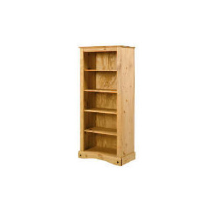 Photo of Honduras Open Tall Bookcase, Pine Furniture