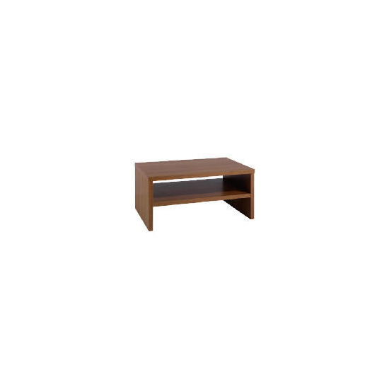 Carena Walnut Effect Low Table