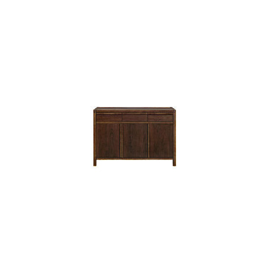 Hanoi Sideboard, Walnut Effect