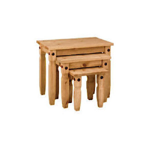 Photo of Honduras Nest Of Tables, Pine Furniture