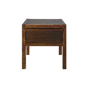 Photo of Hanoi Side Table, Walnut Effect Furniture