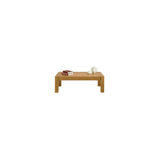Tribeca Coffee Table, Oak Effect