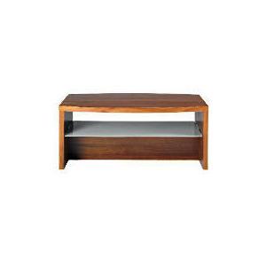 Photo of Munich 1 Shelf Coffee Table, Walnut Effect Furniture