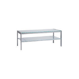 Photo of Stanford Glass & Metal Coffee Table Furniture
