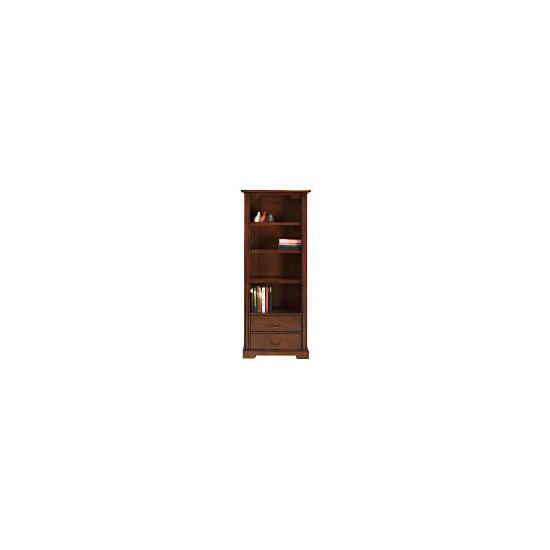 Finest Malabar 2 drawer Bookcase
