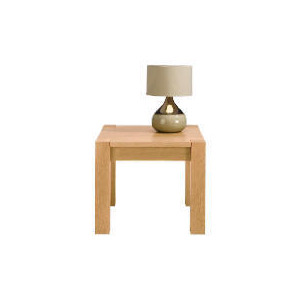 Photo of Tribeca Side Table, Oak Effect Furniture
