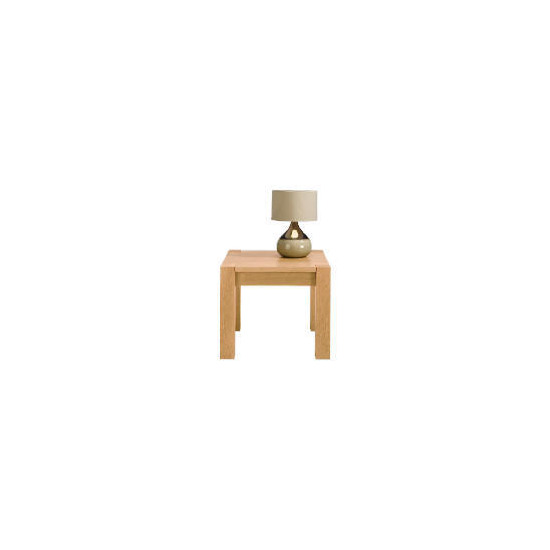 Tribeca Side Table, Oak Effect
