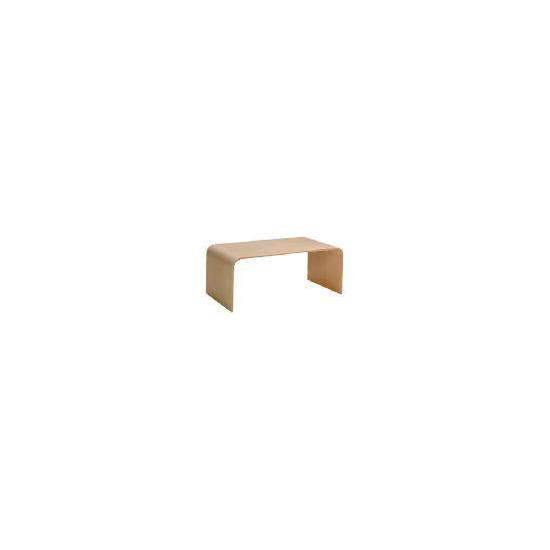 Prado Coffee table, Natural plywood