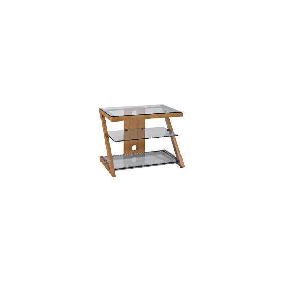 Wood effect 3 Shelf Tv Unit