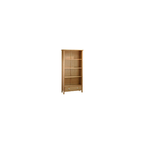 Oakland 1 drawer Tall Bookcase