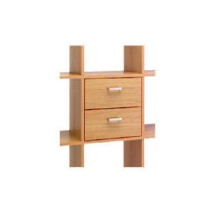 Photo of Munich Pack 2 Drawers, Oak Effect Furniture