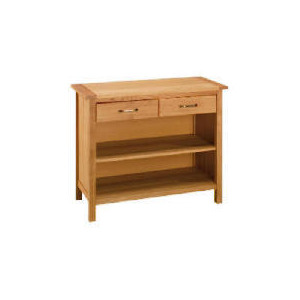 Photo of Hamilton 2 Drawer Console, Oak Furniture