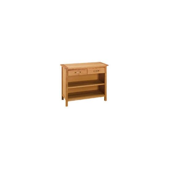 Hamilton 2 drawer Console, Oak