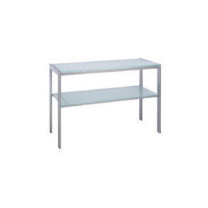 Photo of Stanford Glass & Metal Console Table Furniture