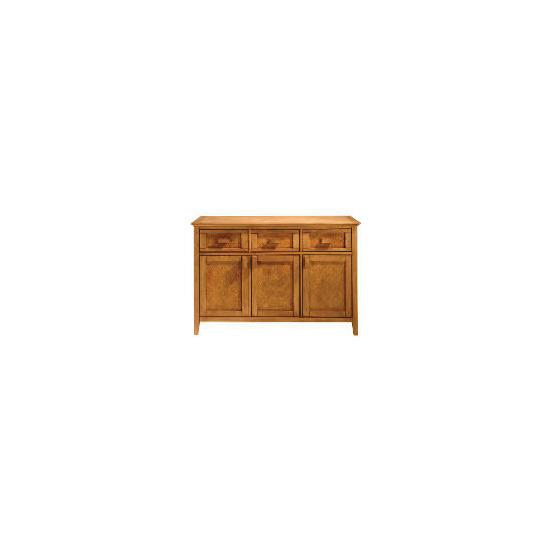 Belize 3 drawer 3 doors Sideboard, antique finish