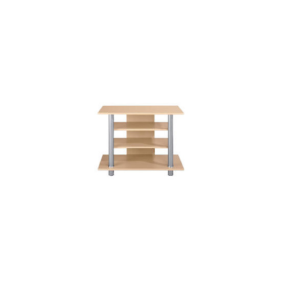 Maple Effect  4 Shelf Unit