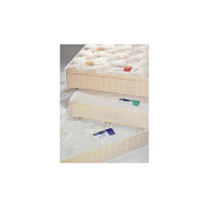 Photo of Silentnight Miracoil Latex Como Double Mattress Bedding