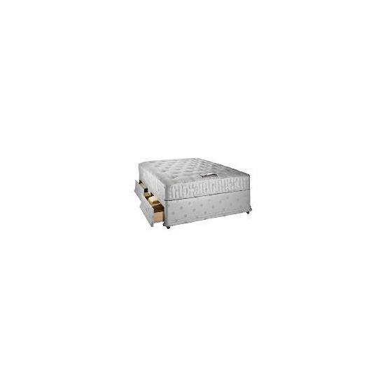 Tesco Finest Ortho Double non storage Divan Set