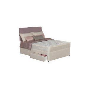 Photo of Silentnight Miracoil Supreme Miracoil Supreme Superior Double 2 Drawer Divan Set Bedding
