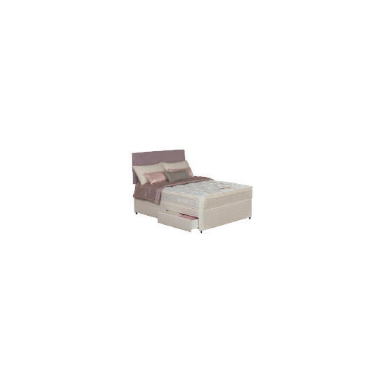 Silentnight Miracoil Supreme Miracoil Supreme Superior Double 2 drawer Divan Set