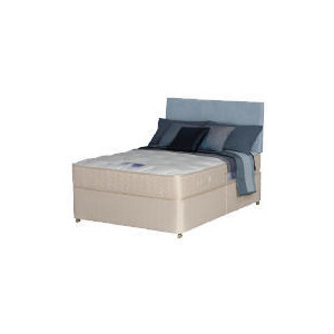 Photo of Silentnight Miracoil Latex Como Double Non Storage Divan Set Bedding