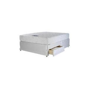 Photo of Finest Memory Sleep King 2 Drawer Divan Set Bedding