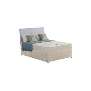 Photo of Silentnight Miracoil Tahoe King Non Storage Divan Set Bedding