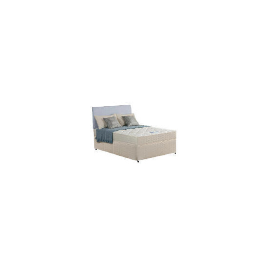 Silentnight Miracoil Tahoe King non storage Divan Set