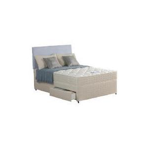 Photo of Silentnight Miracoil Tahoe 4FT 2 Drawer Divan Set Bedding