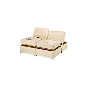 Photo of Simmons Ultra Rest Pocket Sprung Super King Adjustable Divan Bedding