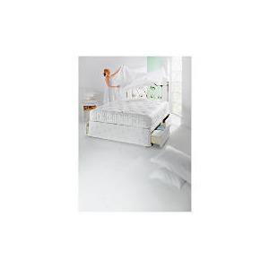 Photo of Finest Pocket 2400 King 4 Drawer Divan Set Bedding