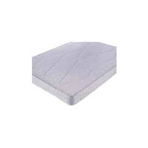 Photo of Single Quilted Damask Mattress Bedding