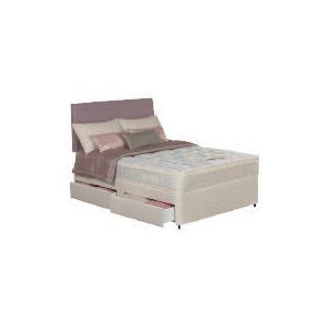 Photo of Silentnight Miracoil Supreme Superior King 4 Drawer Divan Set Bedding