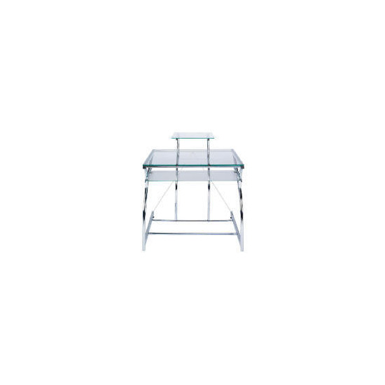 Pristina Glass Desk