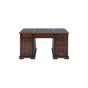 Photo of Finest Malabar Desk, Dark Stain Furniture