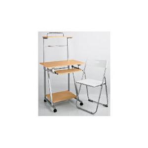 Photo of Tripoli Workstation & Chair Set Furniture
