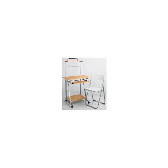 Tripoli Workstation & Chair Set